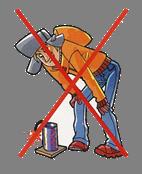 Правила безопасности при использовании пиротехнических изделий